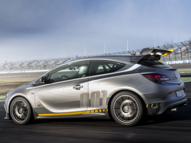 2014 Opel Astra OPC Extreme Concept d wallpaper