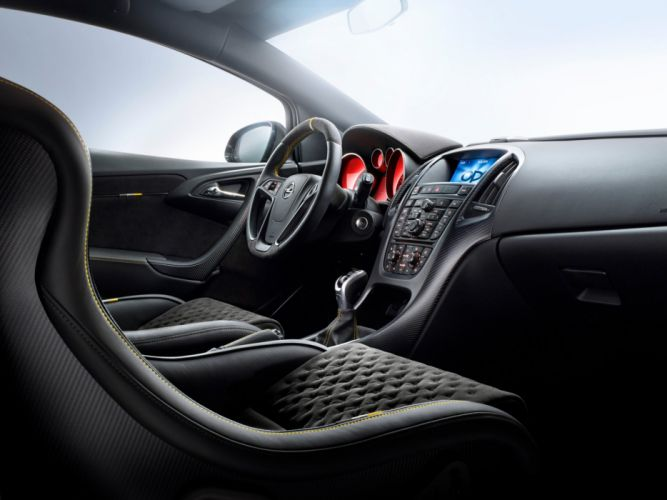 2014 Opel Astra OPC Extreme Concept interior f wallpaper