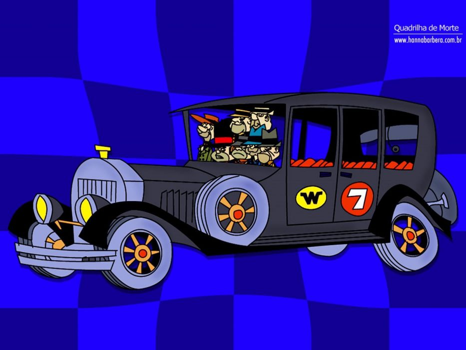 Hanna Barbera wallpaper