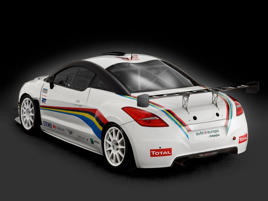 2014 Peugeot RCZ R Racing race gtp g wallpaper | 2048x1536 | 287834 ...