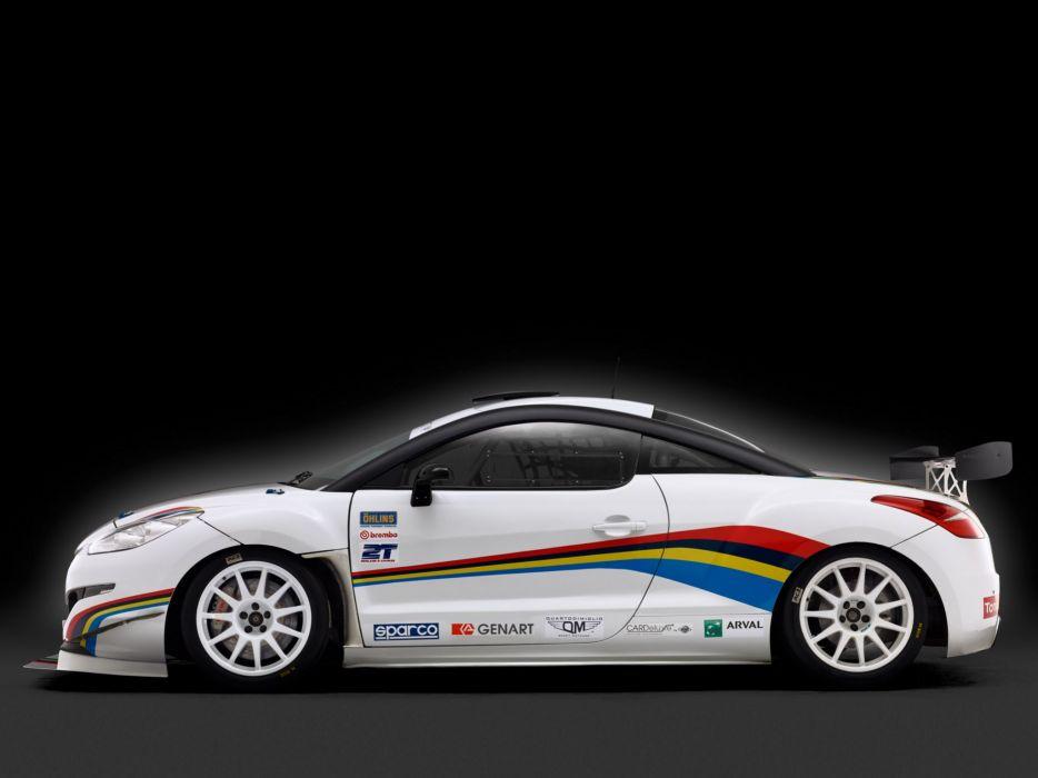 2014 Peugeot RCZ R Racing race gtp g wallpaper | 2048x1536 | 287837 ...