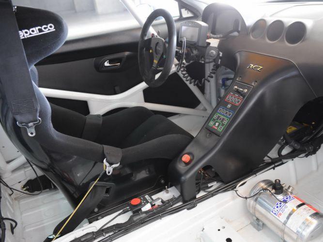 2014 Peugeot RCZ R Racing race gtp interior g wallpaper