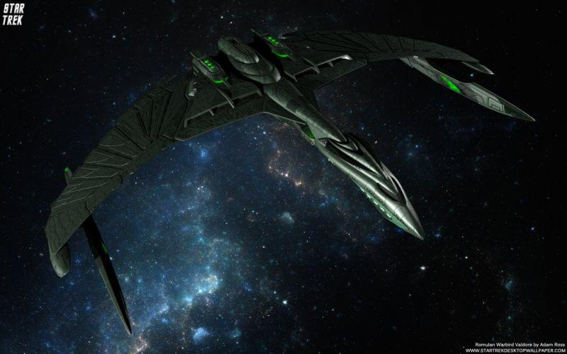 Star Trek Romulan Warbird Valdore freecomputerdesktopwallpaper 1680 wallpaper