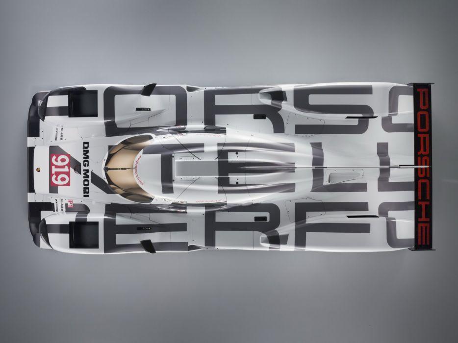 2014 Porsche 919 Hybrid le-mans prototype race racing g wallpaper