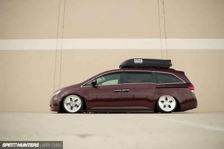 Honda Odyssey minivan van hot rod rods tuning lowrider 1000HP gh wallpaper