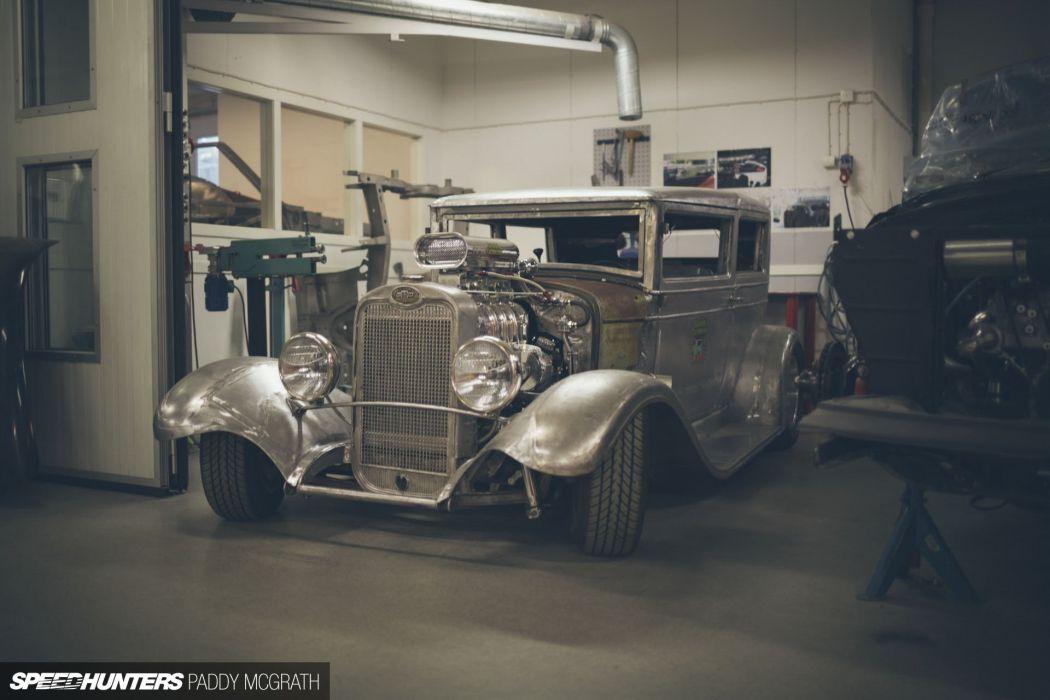 retro hot rod rods rat engine   g wallpaper