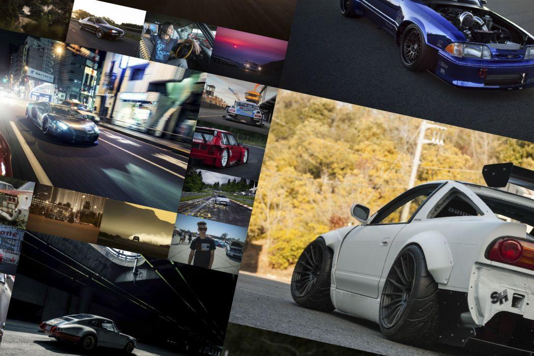 tuning supercar poster wallpaper