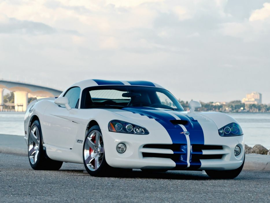 2006 Dodge Viper SRT10 Coupe supercar muscle    f wallpaper