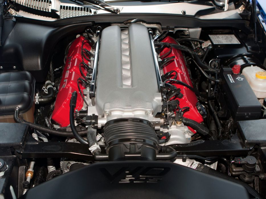 2006 Dodge Viper SRT10 Coupe supercar muscle engine    f wallpaper