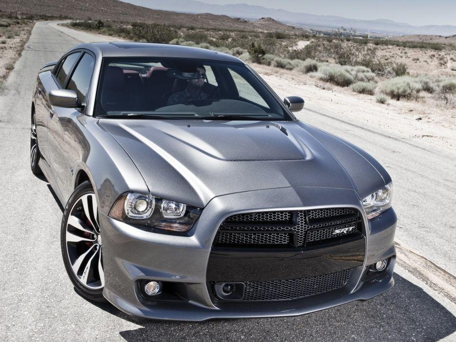 2011 Dodge Charger SRT8 muscle r wallpaper