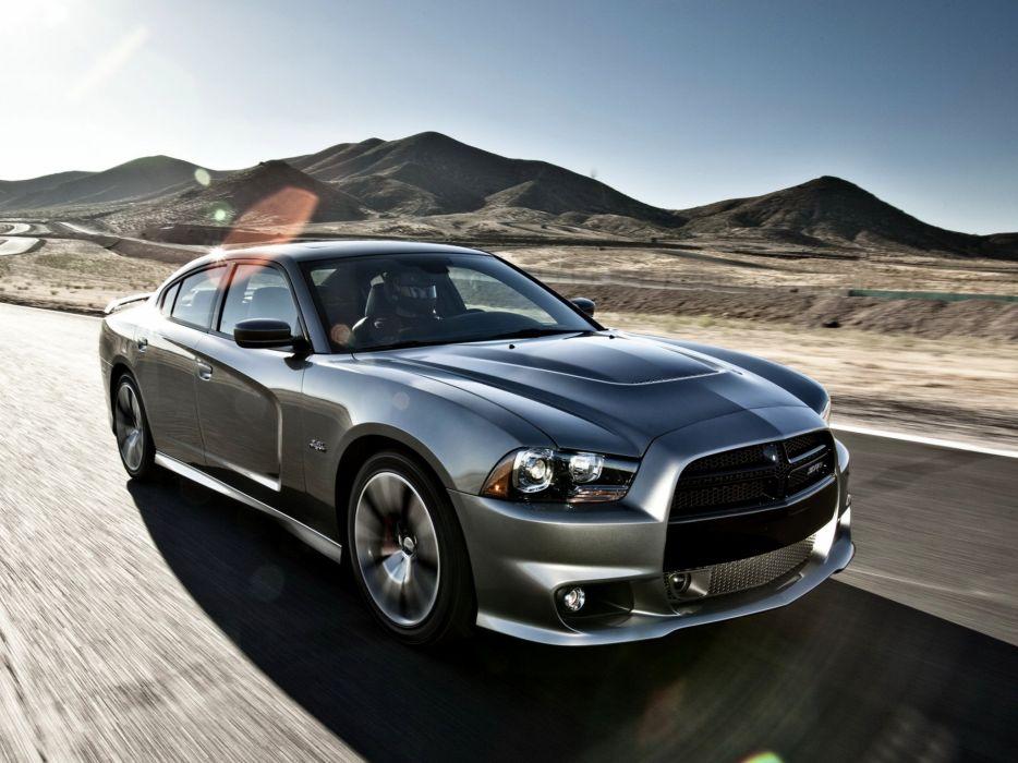 2011 Dodge Charger SRT8 muscle  4 wallpaper