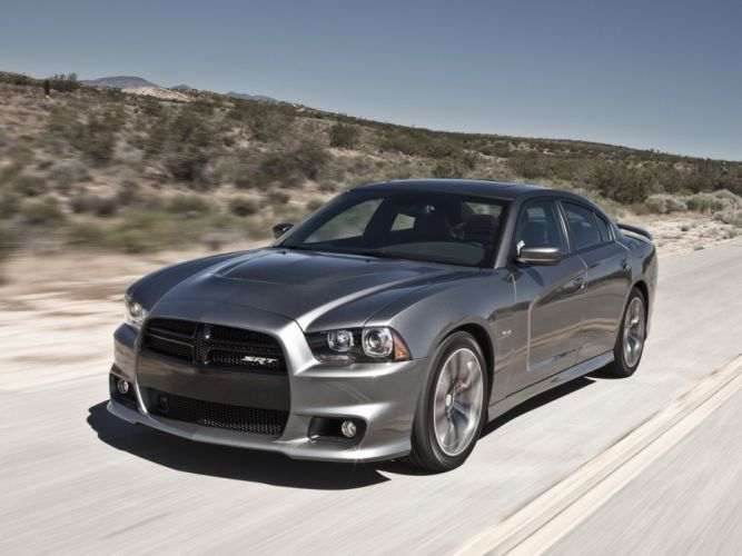 2011 Dodge Charger SRT8 muscle g wallpaper