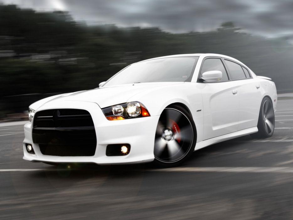 2011 Dodge Charger SRT8 muscle   hs wallpaper