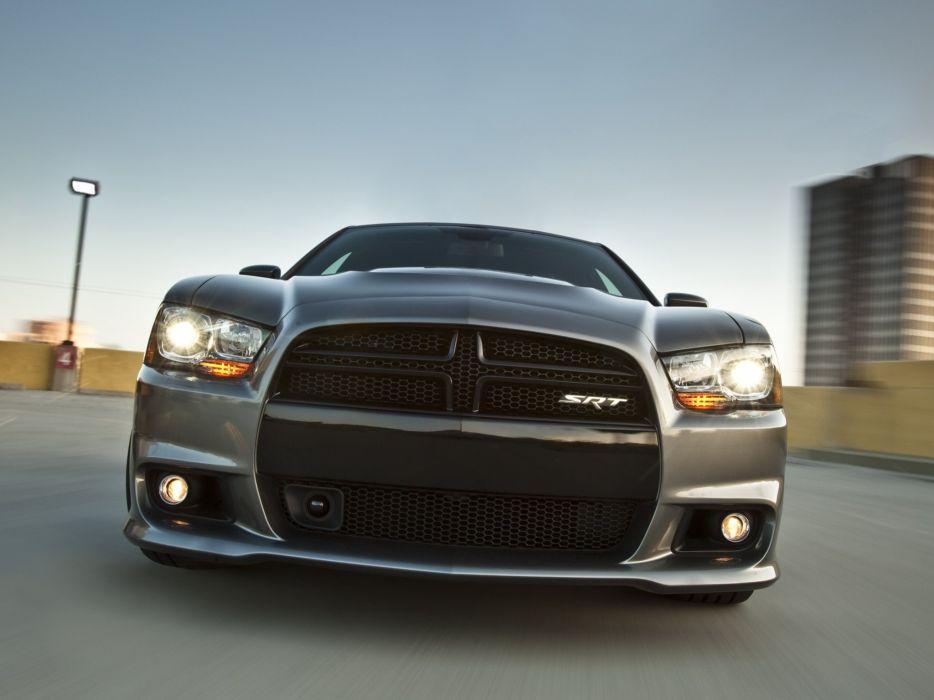 2011 Dodge Charger SRT8 muscle  e wallpaper