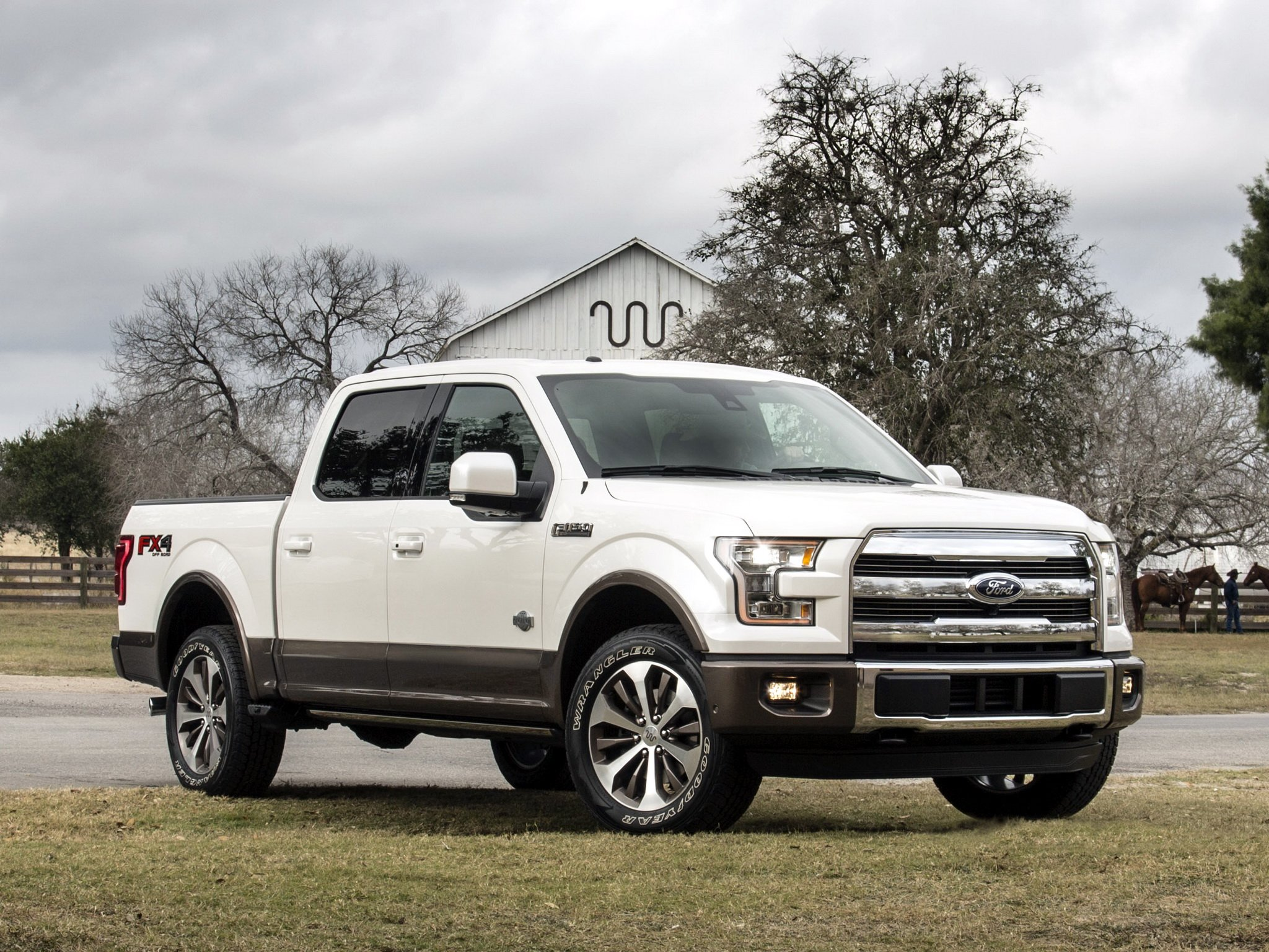 Fx 4 Ford Auto Cars