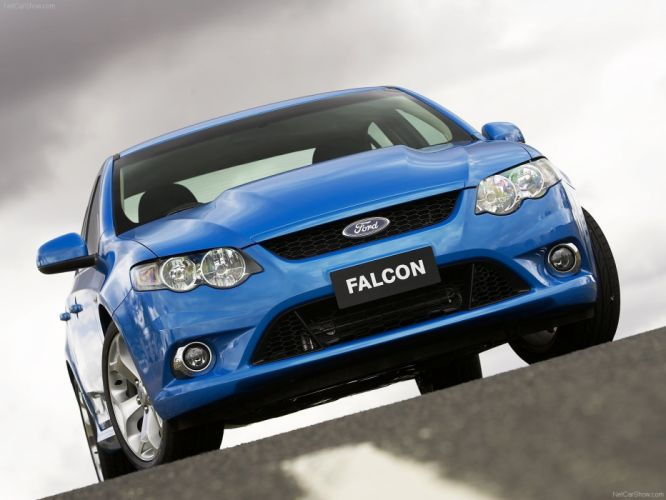 falcon cars Ford vehicles sports cars Ford FG Falcon XR8 Ford Australia wallpaper