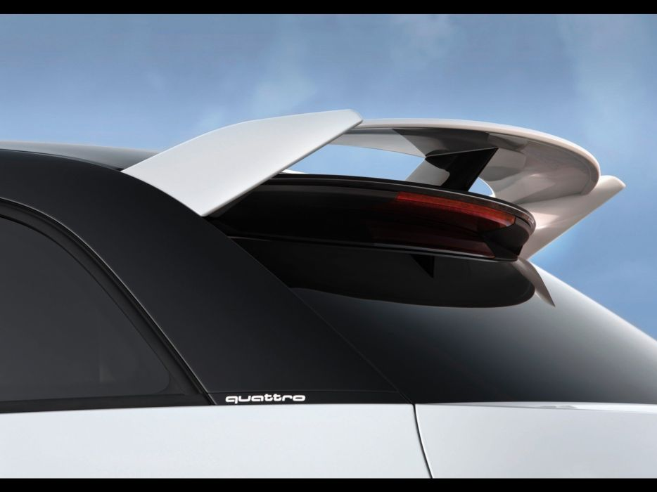 rooftops vehicles Audi A1 Quattro wallpaper