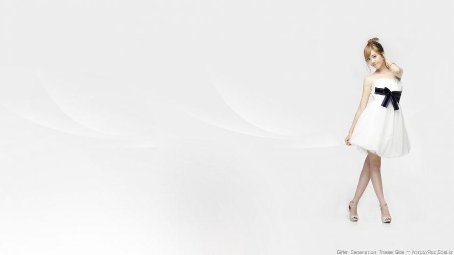 women Girls Generation SNSD Jessica Jung wallpaper