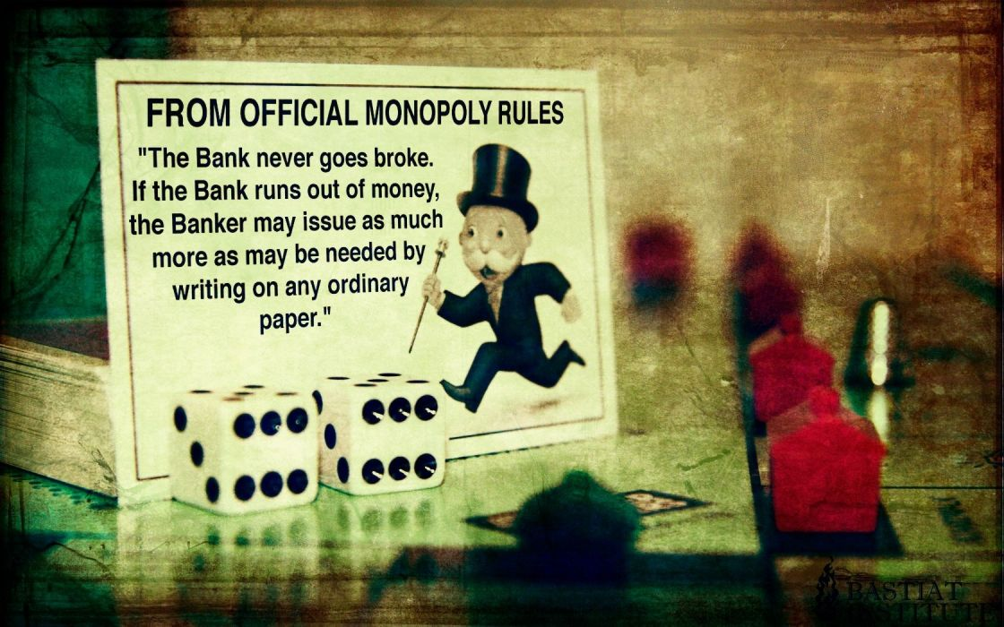 Monopoly wallpaper
