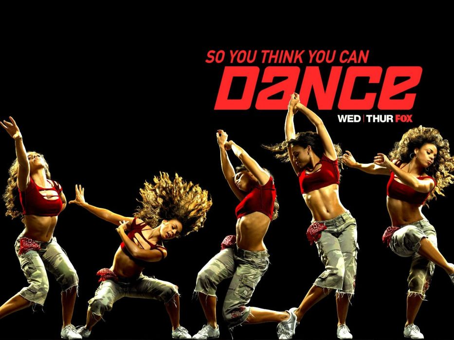 dancing can think So You Think You Can Dance wallpaper