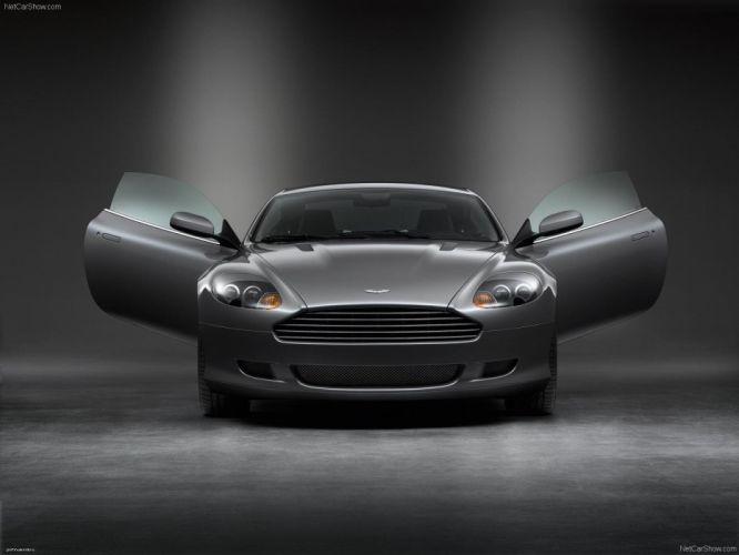 cars Aston Martin DB9 super cars wallpaper