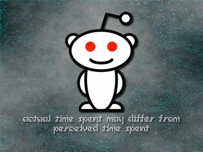 Reddit time wallpaper