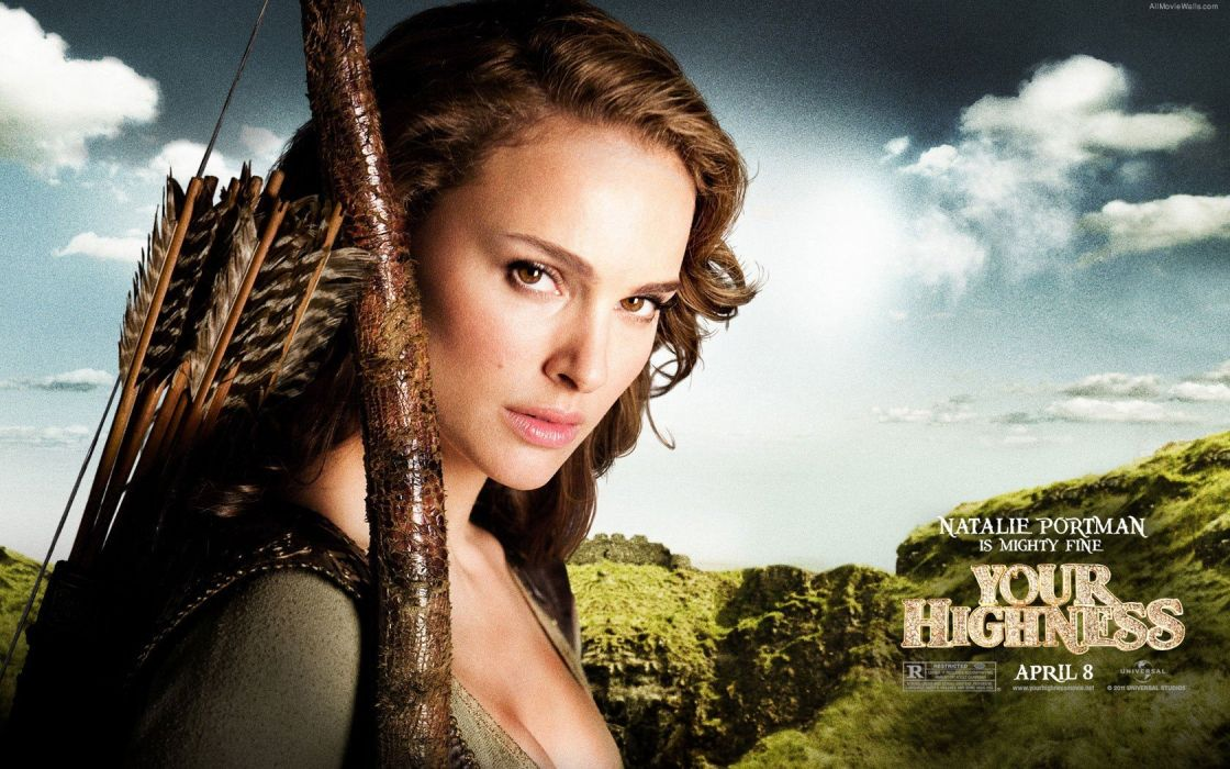 movies Natalie Portman Your Highness wallpaper