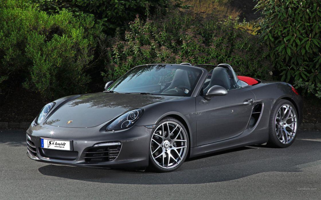 Porsche Porsche Boxster wallpaper