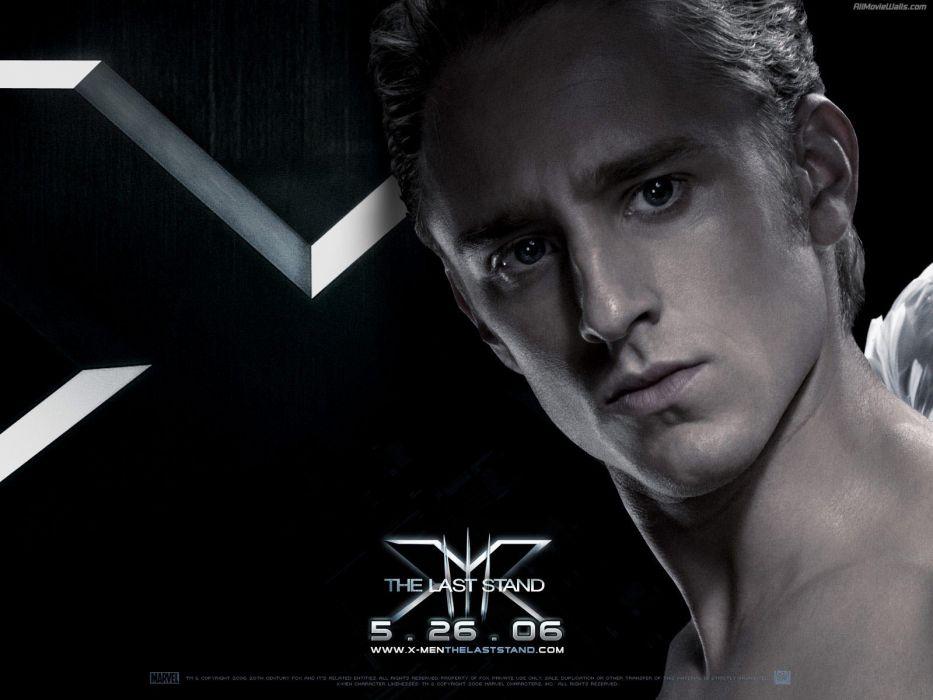 movies Archangel Ben Foster X-Men: The Last Stand wallpaper