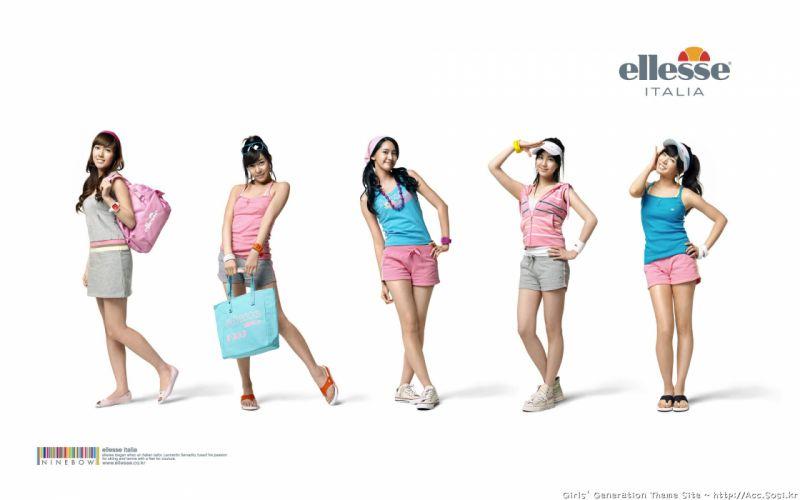 women Girls Generation SNSD celebrity wallpaper