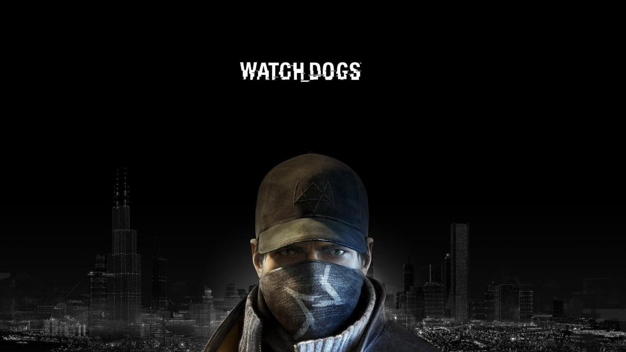 video games Watch Dogs Aiden Pearce wallpaper