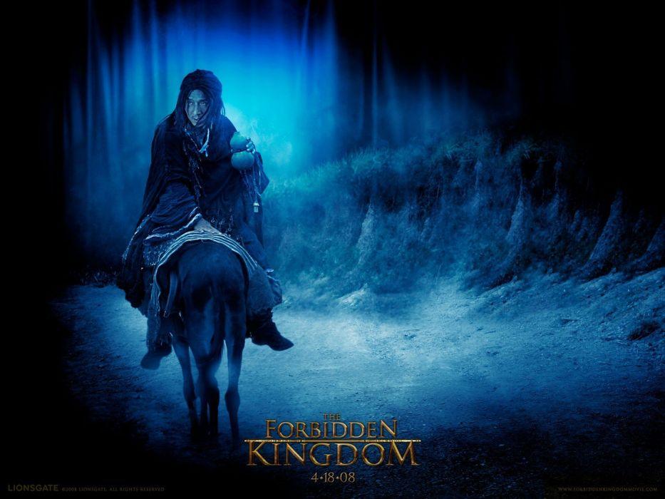 The Forbidden Kingdom wallpaper