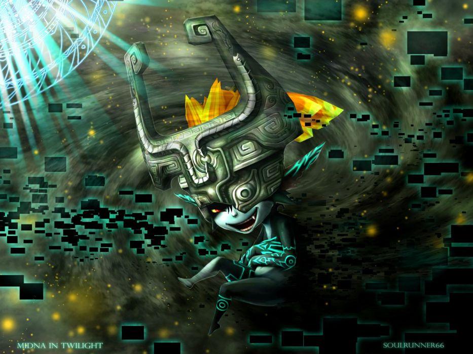 Zelda Midna wallpaper