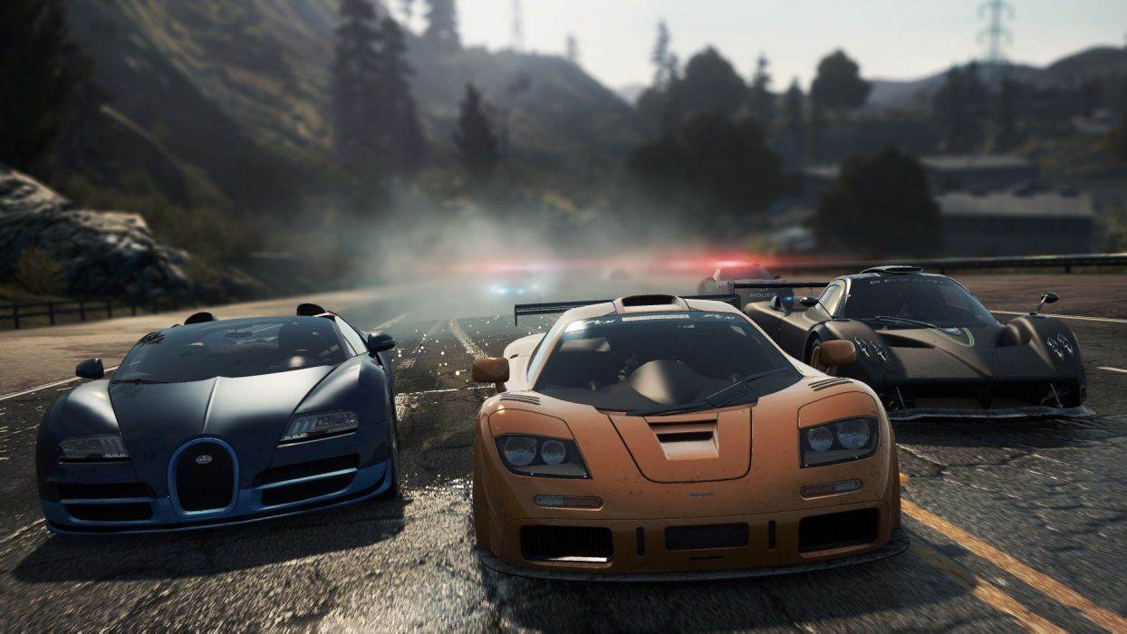 video games cars Need for Speed McLaren F1 LM Need for Speed Most Wanted 2 wallpaper