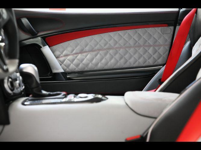 Mercedes-Benz Mercedes-Benz SLR McLaren doors wallpaper
