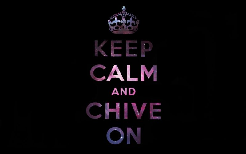 Keep Calm and black background KCCO The Chive ChiveOn wallpaper