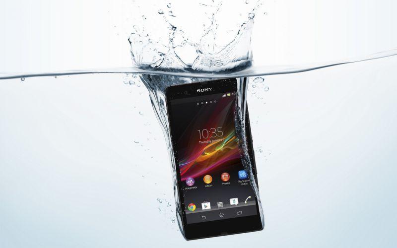Sony Xperia mobile wallpaper