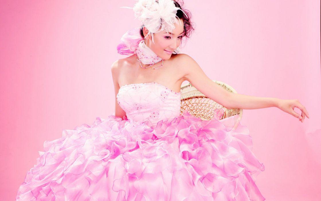 women dress brides Asians wallpaper