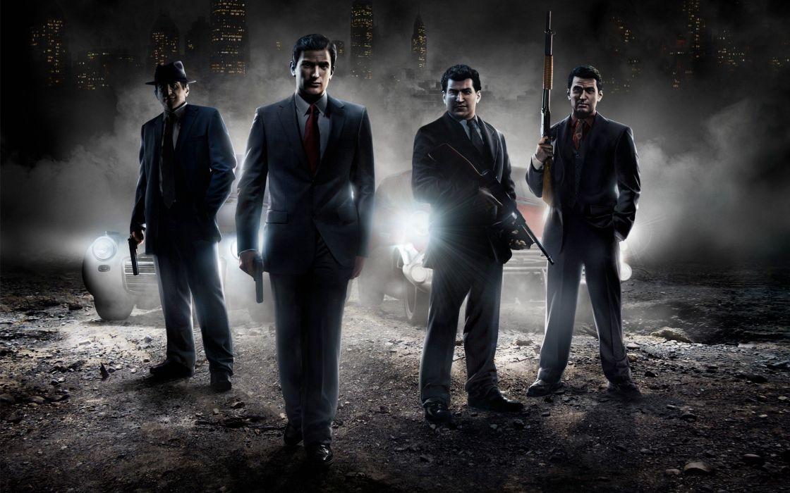 guns mafia Mafia 2 wallpaper