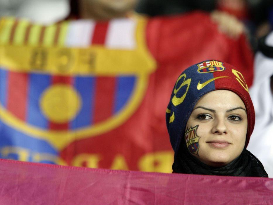 women soccer FC Barcelona Fc BarAIA wallpaper
