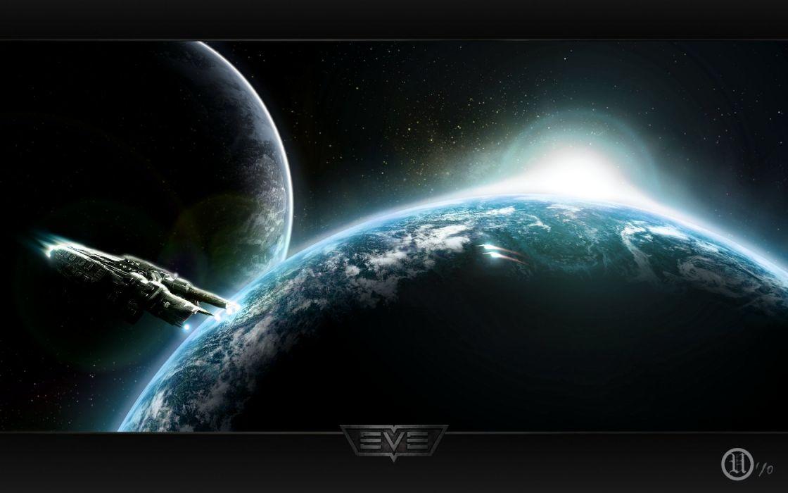 EVE Online Drake wallpaper