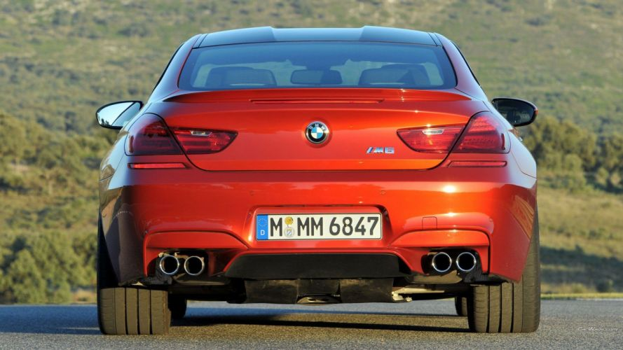 BMW cars coupe BMW M6 BMW M6 Coupe wallpaper