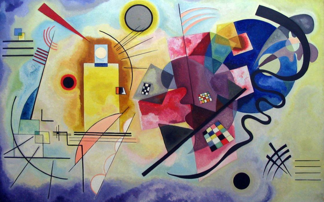Wassily Kandinsky wallpaper
