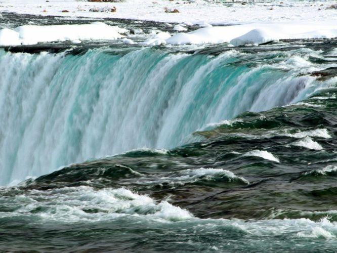 nature Canada Niagara Falls wallpaper