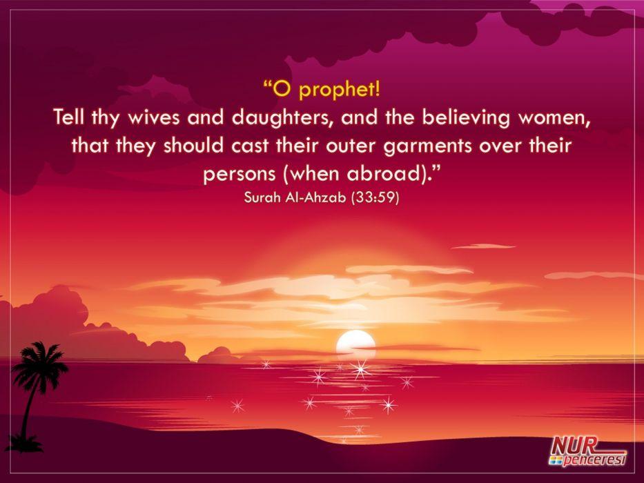 religion Islam mohammad prophet wallpaper