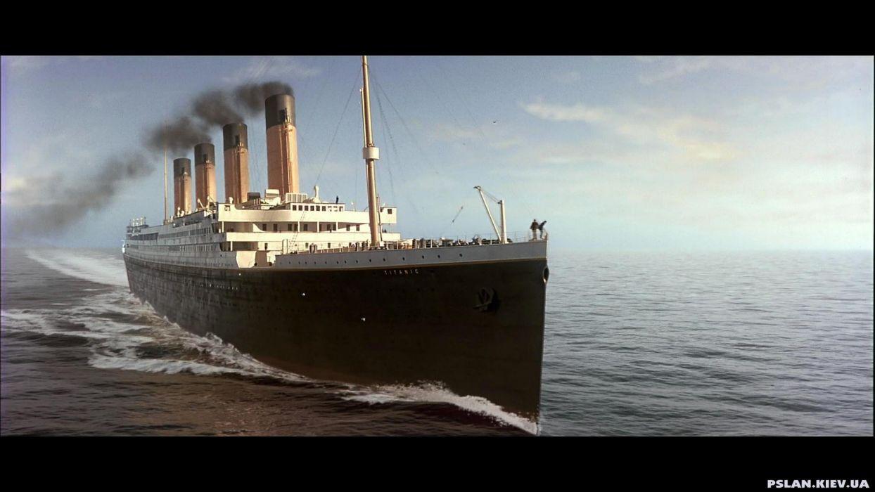 Titanic vehicles wallpaper