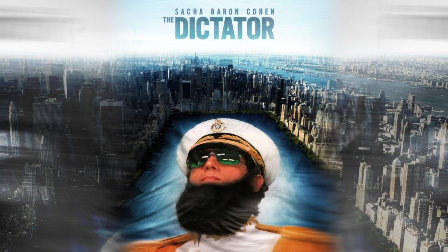 Central Park The Dictator wallpaper