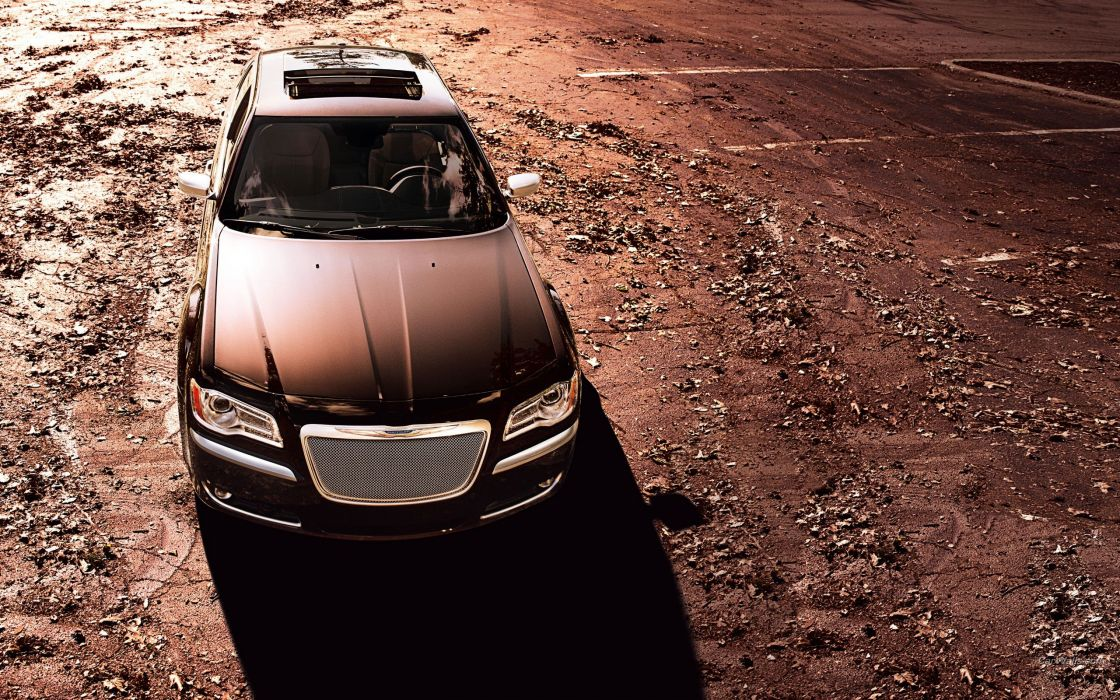 cars series Chrysler 300 wallpaper