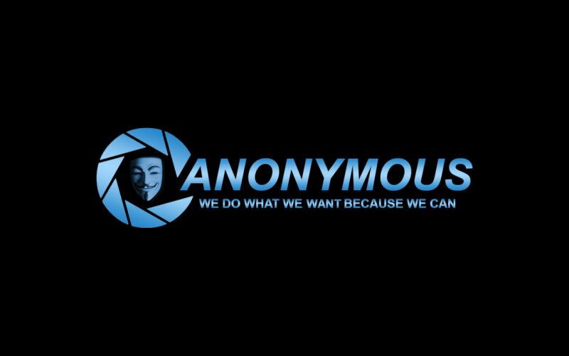 Anonymous concept art wallpaper