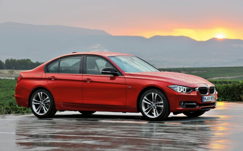 cars line BMW 3 Series wallpaper